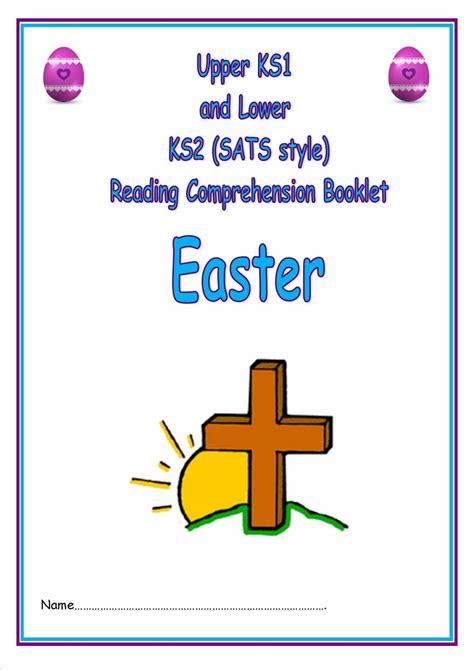 Eyfs, Ks1, Sen, Easter Reading Comprehension, Sats