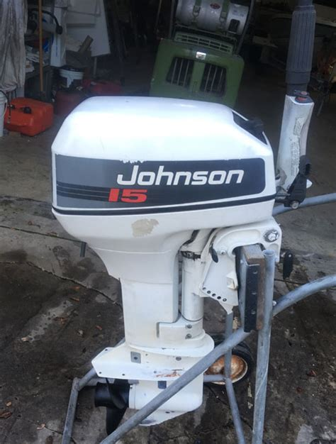 hp johnson outboard