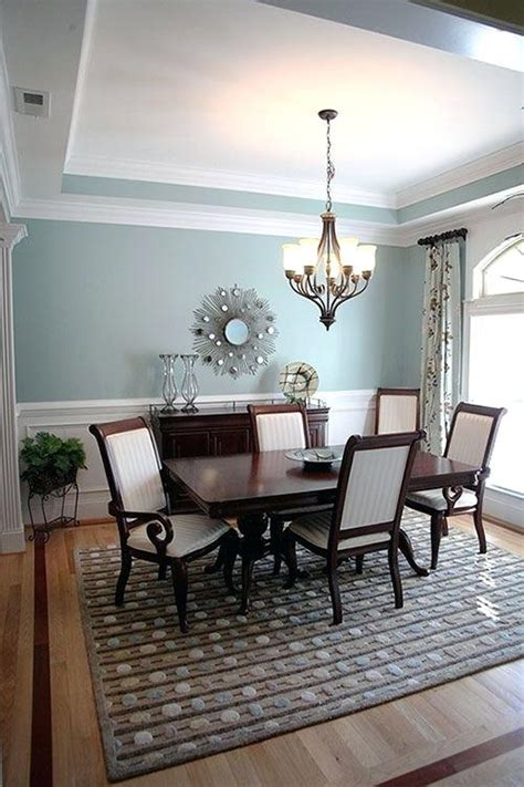 best paint colors for dining rooms 2018 dining room designs