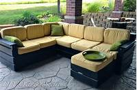 deck furniture ideas Awesome Pallet Patio Furniture Ideas