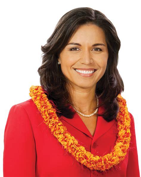 Hawaii Congresswoman Tulsi Gabbard