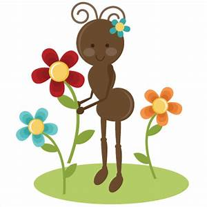 Cute Ant - ClipArt Best