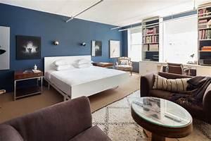 Wandfarben im Schlafzimmer 105 Ideen für erholsame Nächte