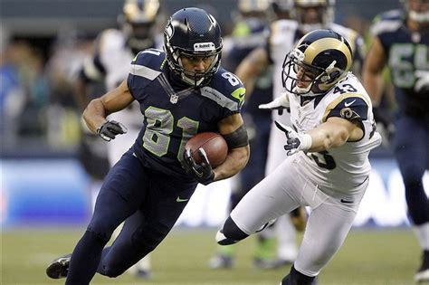 instant reaction seahawks beat rams clinch  seed