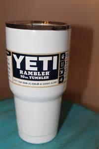 Tumbler 30 Oz Stainless Steel Yeti