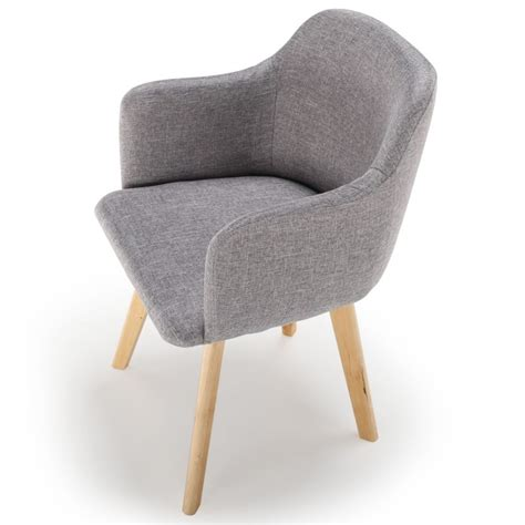 chaise pas cher grise chaise scandinave design tissu gris pas cher scandinave deco