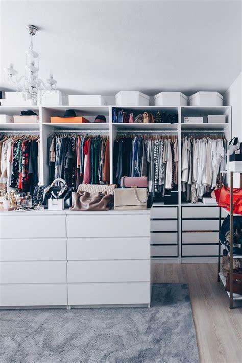 Ankleidezimmer Mit Ikea by Best 25 Ikea Closet Hack Ideas On Ikea Built