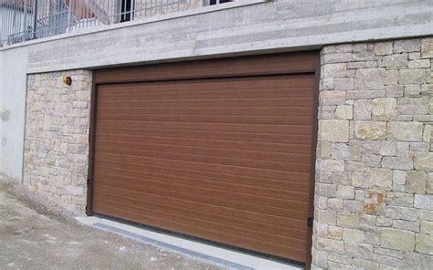 Porte Per Box Auto by Portoni Per Garage Bergamo Nigma