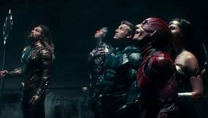 Justice League Blu-ray and DVD Won't Include Snyder Cut ...