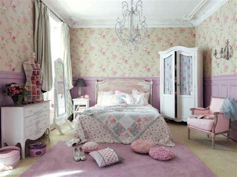 Chambre Romantique  Elle Décoration