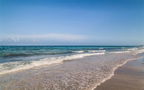 Serene Beach Shoreline Photograph By Andrea Oconnell