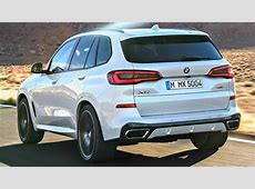 2019 BMW X5 Sportiness, Comfort and OffRoad Performance