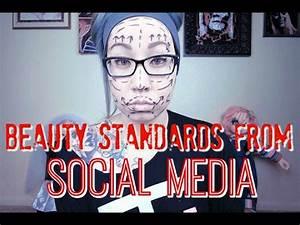 Beauty Standards from Social Media - YouTube