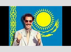 Borat Kazakhstan National Anthem YouTube