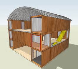 Shipping Container Floor Plan Software by Modern House Plans By Gregory La Vardera Architect July 2008