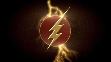 Cool The Flash Logo Wallpaper Latest Hd Widescreen