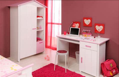 bureau enfant blanc fille secret de chambre