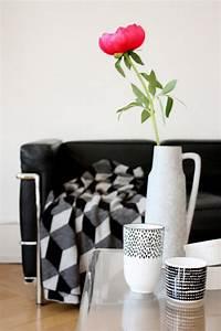 Schwarz Weiß Wohnzimmer : wohnzimmer einrichten in schwarz wei ~ Orissabook.com Haus und Dekorationen