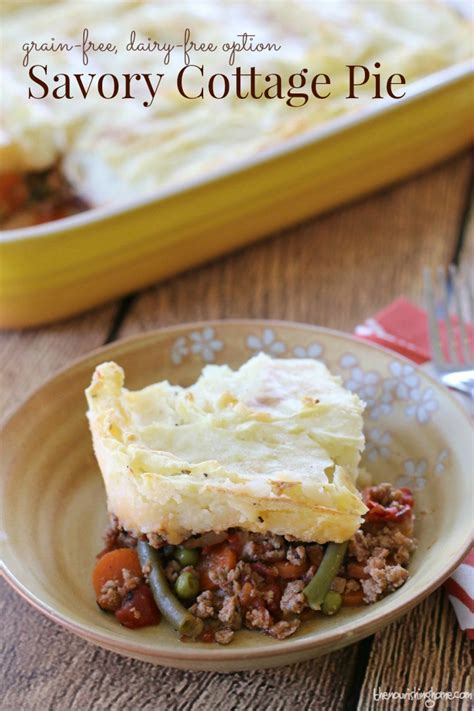 cottage pie savory cottage pie grain free dairy free and whole30