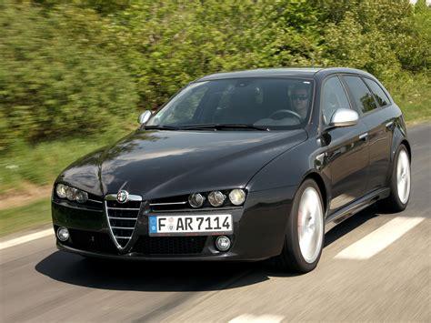 Alfa Romeo 159 Sportwagon Pictures Johnywheelscom