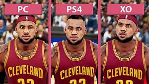 Xbox vs. PS4 - NBA 2K17- connor - MrOwl