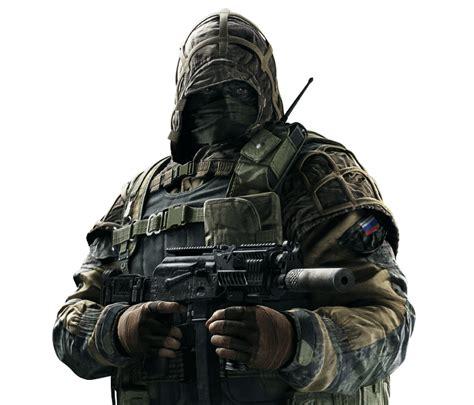 Rainbow Six Operator Kapkan Siege