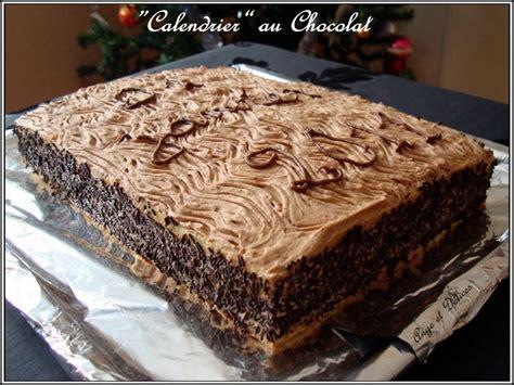 calendrier au chocolat