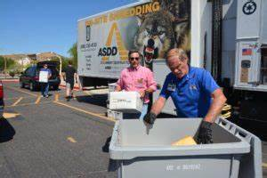 free shred a thon october 21 2017 at monte vista With asdd document destruction