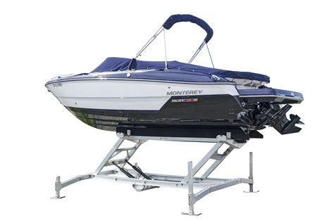 Battery Powered Boat by Hydraulic Boat Lifts Battery Powered Boat Lifts R J