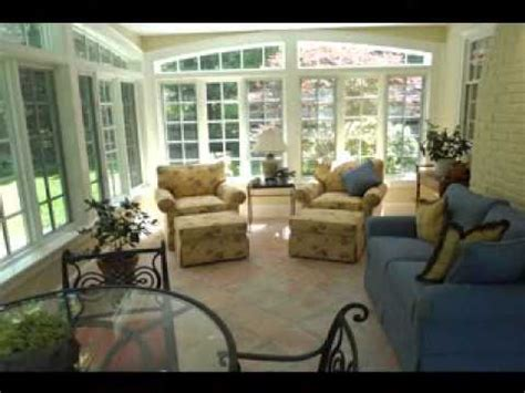 All Year Sunrooms by Sunroom Decorating Ideas