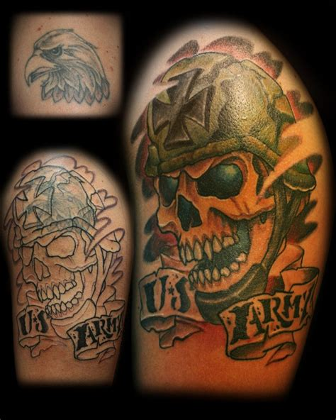 awesome army tattoos    proud tattoos beautiful