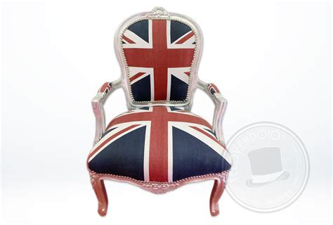 poltrona bandiera inglese poltrona con bandiera inglese telovendoio