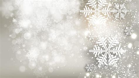 Snow Flurries Wallpaper