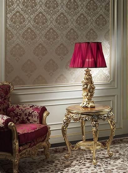 Baroque Classic Interior Italian Furniture Luxury Lamps