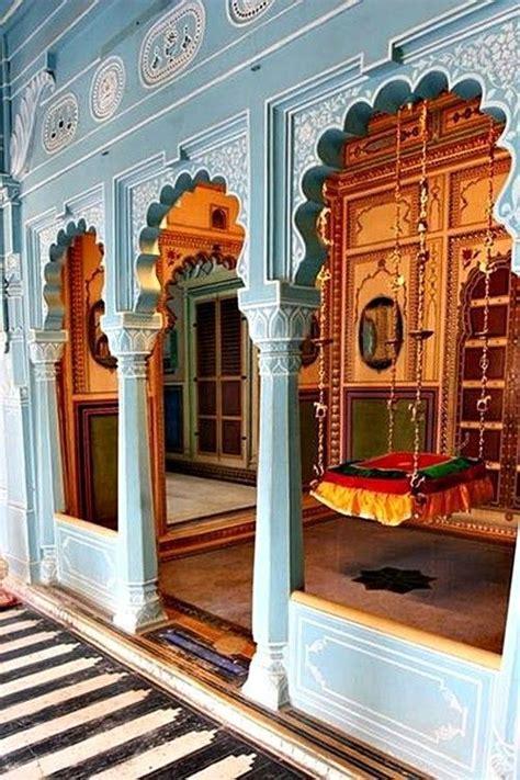 indian decor spa interior design udaip