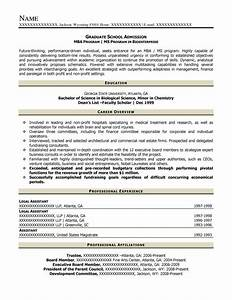 examples of resume for graduate school application With cv for graduate school application