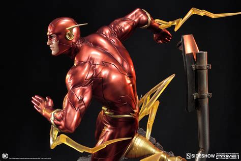 The Flash Justice League New 52 Statue