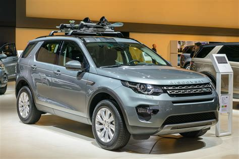 Land Rover Small Suv by Safest Small Suvs