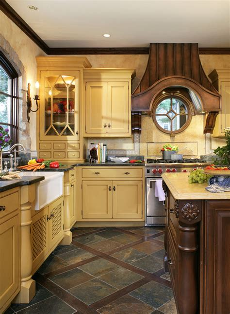 adorable kitchen designs  french country style