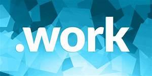 Work Domain Registration