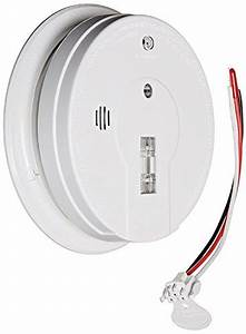 Kidde Ac Hardwired Interconnect Smoke Alarm With Safety