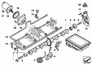 Original Parts For E65 745i N62 Sedan    Engine   Valve