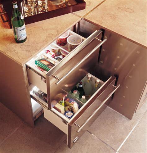 zidshss ge monogram double drawer refrigerator module stainless steel