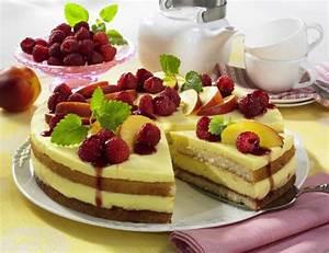 Leckere Einfache Torten : schnelle obst pudding torte rezept torten s es pinterest pudding torten pudding und kuchen ~ Orissabook.com Haus und Dekorationen