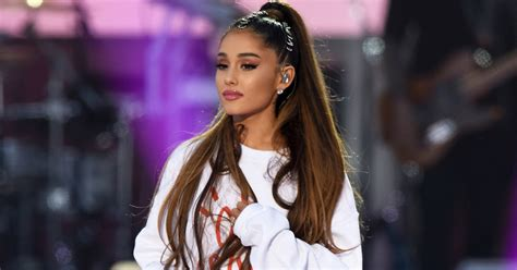 Ariana Grande Shares Heartfelt Tribute To Manchester