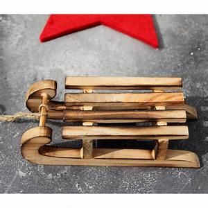 Schlitten Aus Holz : schlitten aus holz natur dekoschlitten ~ Yasmunasinghe.com Haus und Dekorationen