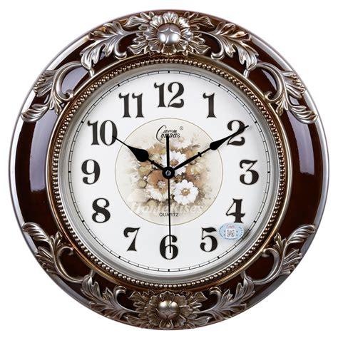 Ultra modern mashallah tabarakallah clock. Decorative Large Country Wall Clocks Modern Silent Rustic ...