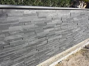 Pierre Parement Extérieur : mur en pierre de parement gallery of prev with mur en ~ Melissatoandfro.com Idées de Décoration