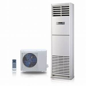 China R410a T1 Dc Inverter Carrier Floor Standing Air Conditioner