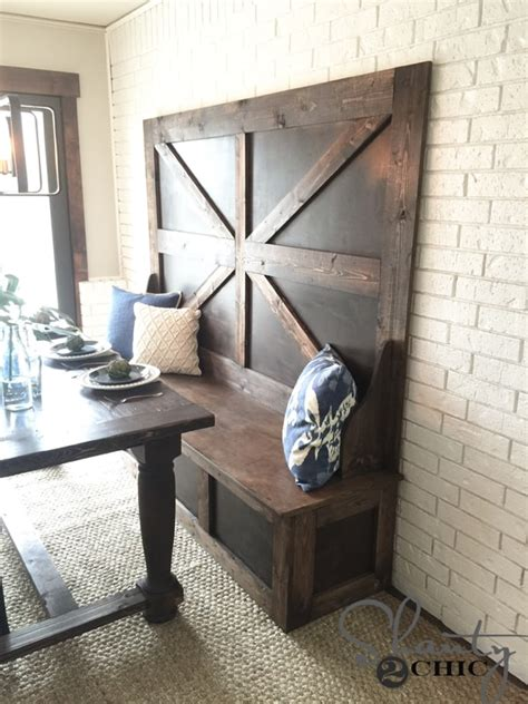 unconventional interior diy indoor benches